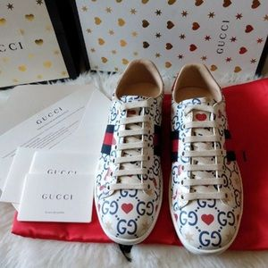 Gucci Sneaker Limited Edition Shoes